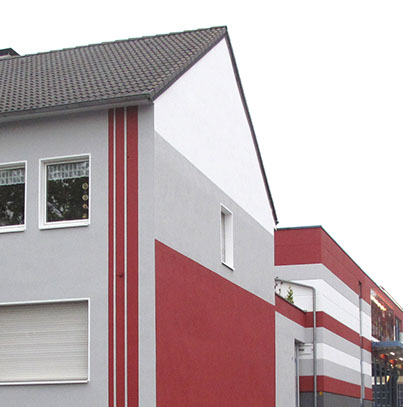 Fassadengestaltung Dortmund Malerbetrieb Stefan Kohler